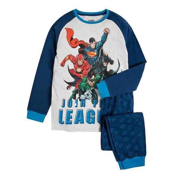 Schlafanzug DC Justice League
