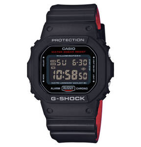 "CASIO G-SHOCK             Herrenuhr ""Original"" DW-5600HR-1ER, Chronograph"
