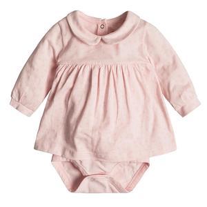 Baby Langarmbody Kleid für Mädchen