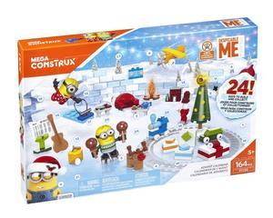 Mega Bloks Adventskalender Minions 3
