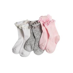 Baby Socken 3er Pack für Mädchen