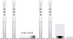 Sony BDV-N9200 5.1 Heimkinosystem (3D Blu-ray Player, Hi-Res, 1.200 W, WLAN, Bluetooth, NFC, Spotify)