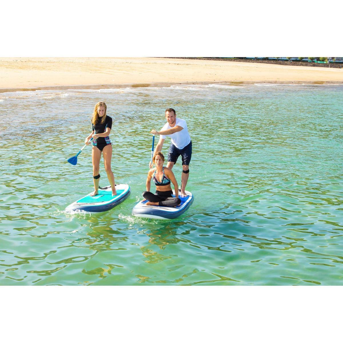 Bild 2 von SUP-Board Stand Up Paddle aufblasbar 100 / 10'7 blau