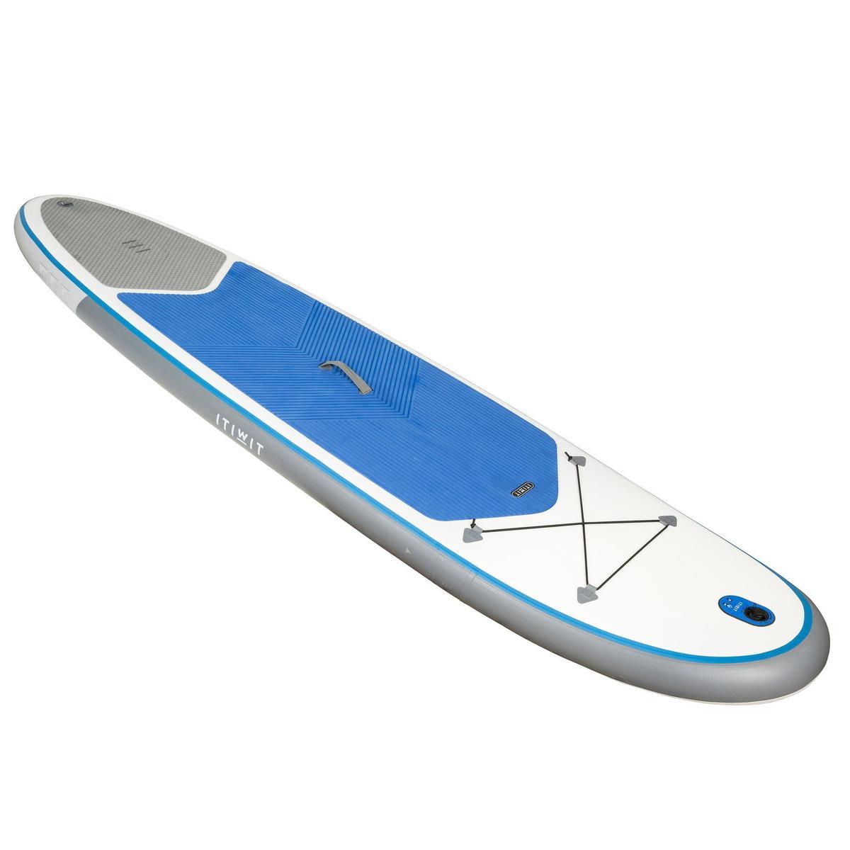 Bild 3 von SUP-Board Stand Up Paddle aufblasbar 100 / 10'7 blau