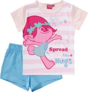 TROLLS Schlafanzug Gr. 104 Mädchen Kleinkinder
