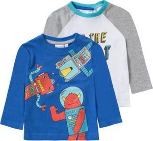 Doppelpack Langarmshirts von TVMANIA Gr. 104 Jungen Kleinkinder