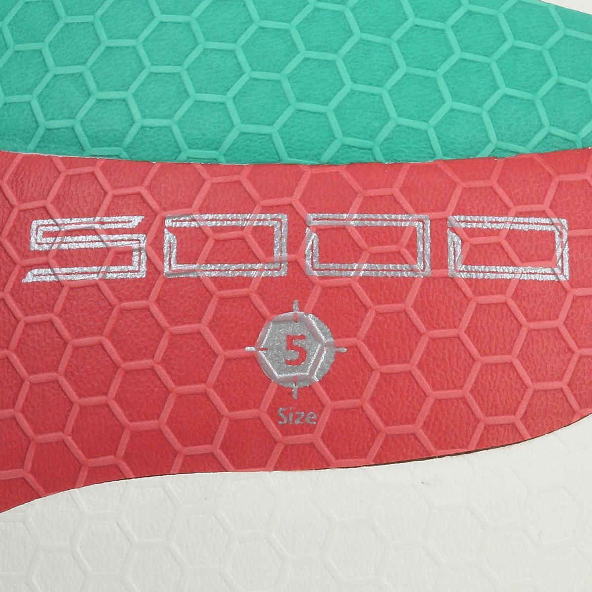 Bild 3 von Volleyball Molten 5000 Indoor grün/rot