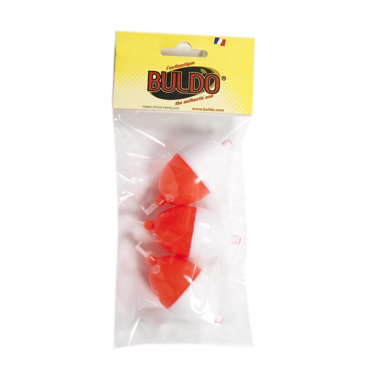 Bild 2 von Wasserkugel Buldo Oval Nr. 3 weiß/rot