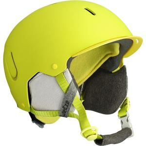 Skihelm Feel 400 Erwachsene gelb