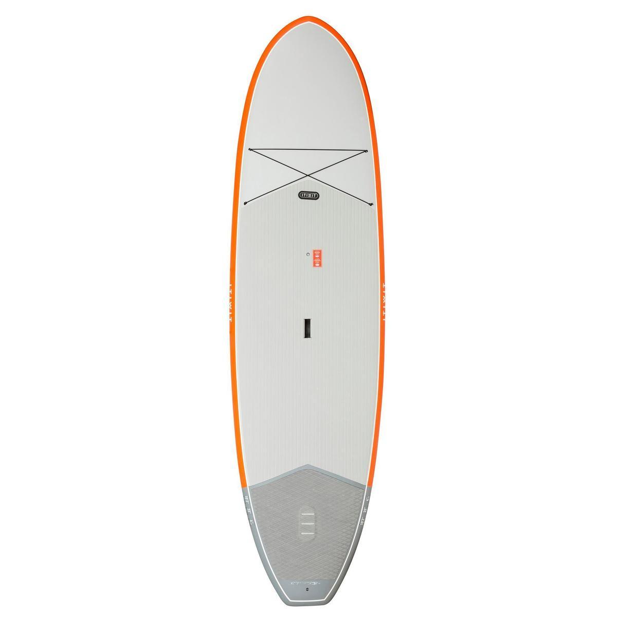 Bild 1 von SUP-Hardboard Stand Up Paddle Touring 500 / 10'2 orange 200L