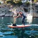 Bild 2 von SUP-Hardboard Stand Up Paddle Touring 500 / 10'2 orange 200L