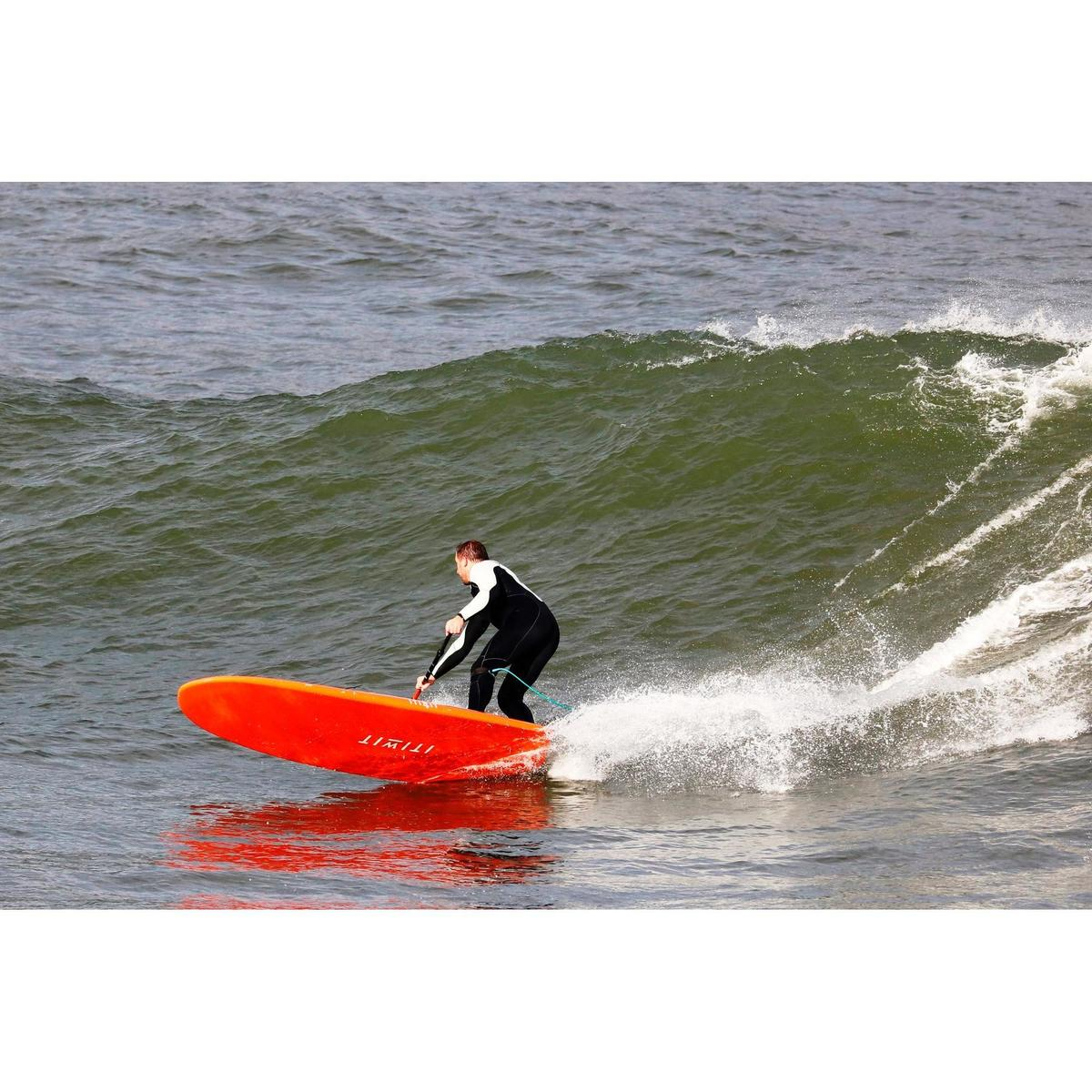 Bild 4 von SUP-Hardboard Stand Up Paddle Touring 500 / 10'2 orange 200L