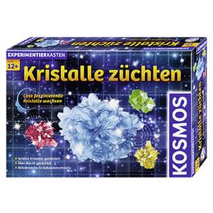 Kristalle züchten ab 10 Jahren