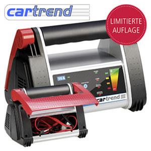 Batterielade-Gerät DP 10 für alle 12 V Batterien von 1,5 - 200 Ah, LED-Anzeige für Status, Verpolung und Batteriedefekt