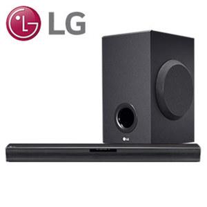2.1-Bluetooth®-TV-Soundbar SJ2 mit Funk-Subwoofer • 160 Watt RMS • USB-/Portable-In-/optischer Anschluss • inkl. Fernbedienung • Maße Soundbar: H 5,6 x B 66,0 x T 9,9 cm • Maße Subwoofer