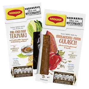Ideen vom Wochenmarkt Würz-Mix oder Würz-Paste versch. Sorten, jede Packung