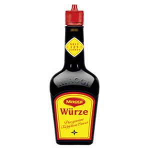 Maggi Würze jede 250-g-Flasche