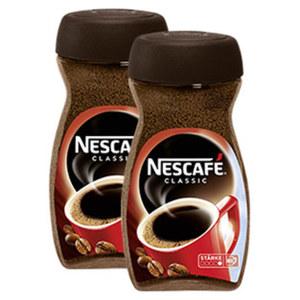 Nescafè Classic versch. Sorten,   jedes 200-g-Glas