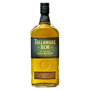 Tullamore Dew Irish Whiskey 40 % Vol.,  jede 0,7-l-Flasche