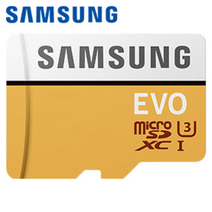microSDXC-Karte • mit beiliegendem Adapter verwendbar als SDXC-Karte • Class 10/UHS-I • bis zu 100 MB/s • 32 GB