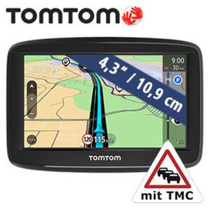 Navigationssystem Start 42 Europe • Fahrspurassistent • Kfz-Halterung **weitere Infos unter www.tomtom.com/de_de/maps/lifetime-maps/
