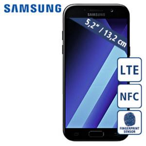 Smartphone Galaxy A5 (2017) A520F • 2 Kameras (je 16 MP) • 3-GB-RAM • microSD™-Slot bis zu 256 GB • Android™ 6.0