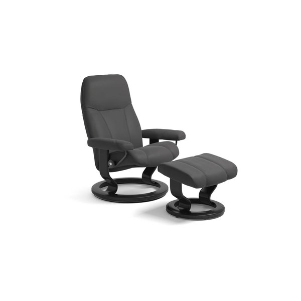 Stressless Sessel Mit Hocker M Consul Classic Von Segmüller Für 995