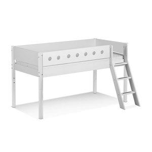 Flexa Spielbett   White 90 x 200 cm
