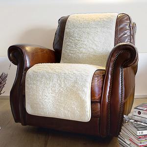 Bella Casa Sofa- und Sesselläufer Schurwolle