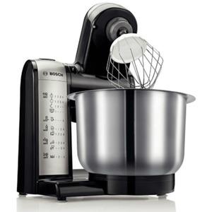 Bosch MUM48A1 Küchenmaschine anthrazit/silber
