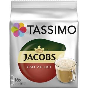 TASSIMO Jacobs Café au Lait 2.71 EUR/100 g