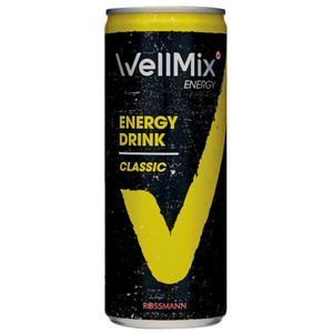 WellMix ENERGY Energy Drink Classic 0.24 EUR/100 ml