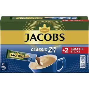 Jacobs Classic 2in1 Sticks 1.18 EUR/100 g
