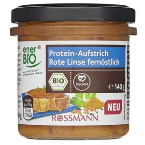 enerBiO Bio Protein-Aufstrich Rote Linse fernöstlich 1.14 EUR/100 g