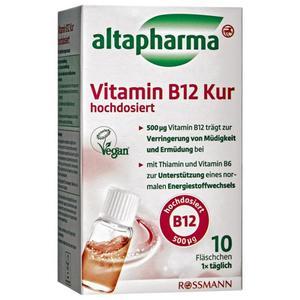 altapharma Vitamin B12 Kur hochdosiert 6.99 EUR/100 ml