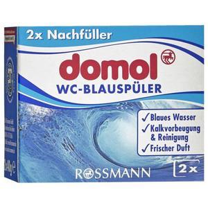 domol WC-Blauspüler Nachfüller 1.11 EUR/100 g