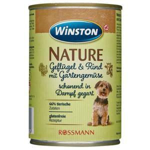 Winston Nature Geflügel & Rind mit Gartengemüse 2.23 EUR/1 kg