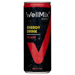 WellMix ENERGY Energy Drink Guave 0.24 EUR/100 ml