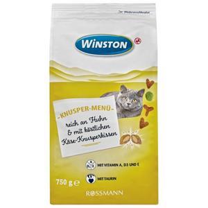 Winston Knusper-Menü reich an Huhn & mit köstlichen Käse 1.99 EUR/1 kg