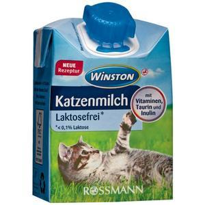 Winston Katzenmilch 0.18 EUR/100 ml (9 x 200.00ml)
