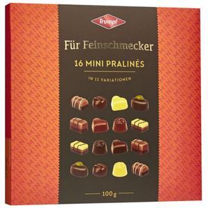 Trumpf Für Feinschmecker 16 Mini Pralinés