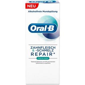 Oral-B Zahnfleisch & -Schmelz Repair* Frische Minze al 1.28 EUR/100 ml