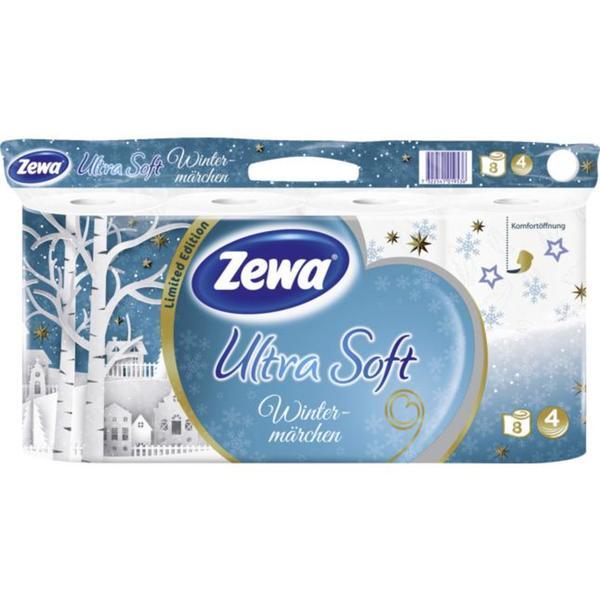 Zewa Toilettenpapier Ultra Soft Wintermärchen
