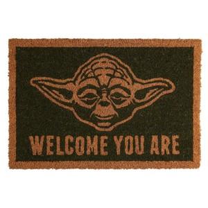 Fußmatte, Star Wars - Yoda, 60 x 40 cm