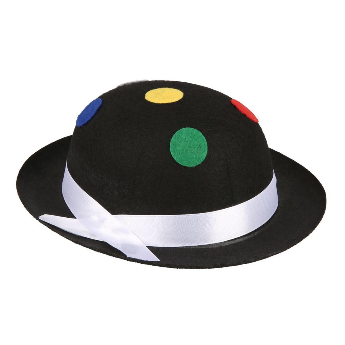 Bild 2 von Karnevals-Hut klassisch