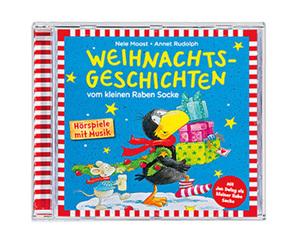 Kinder-Hörspiel auf CD