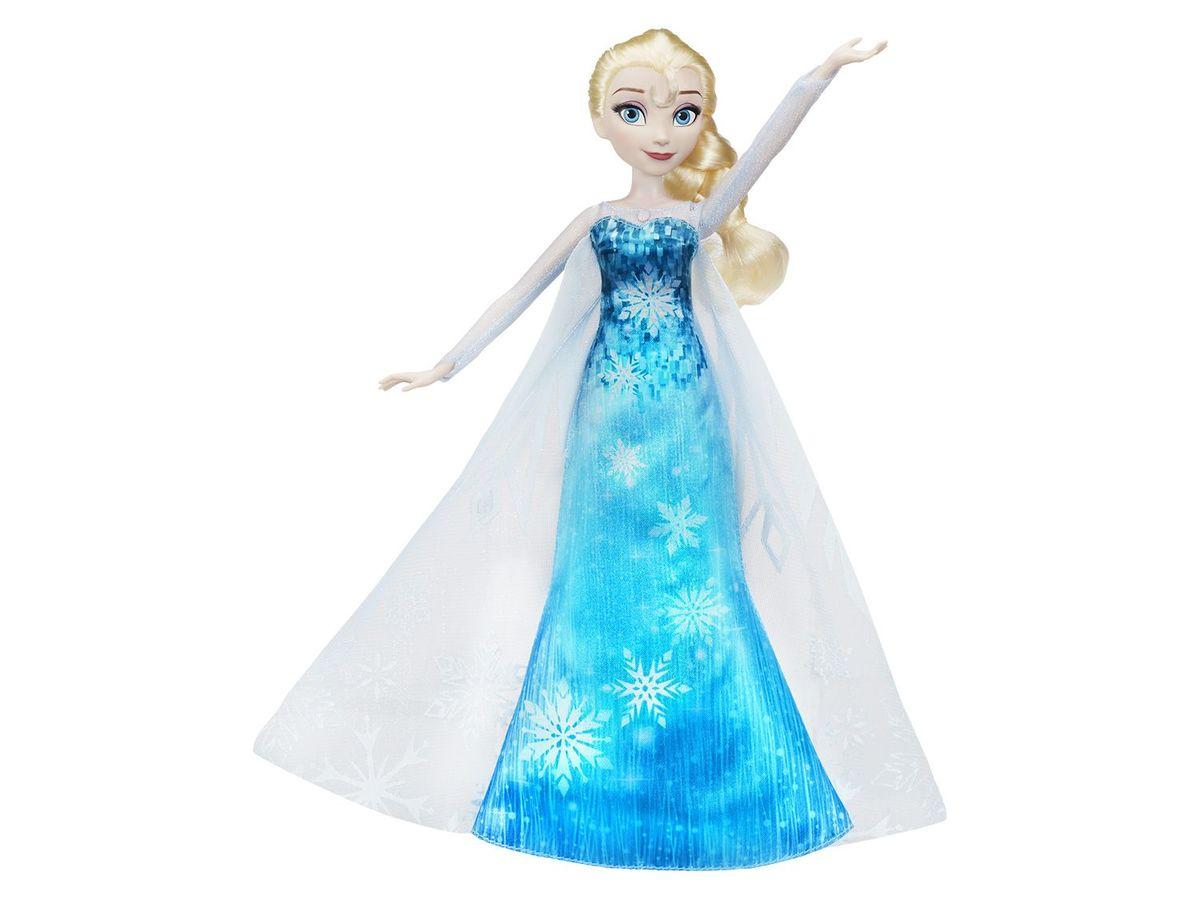 Bild 1 von Hasbro Disney Die Eiskönigin Zaubermelodie Elsa
