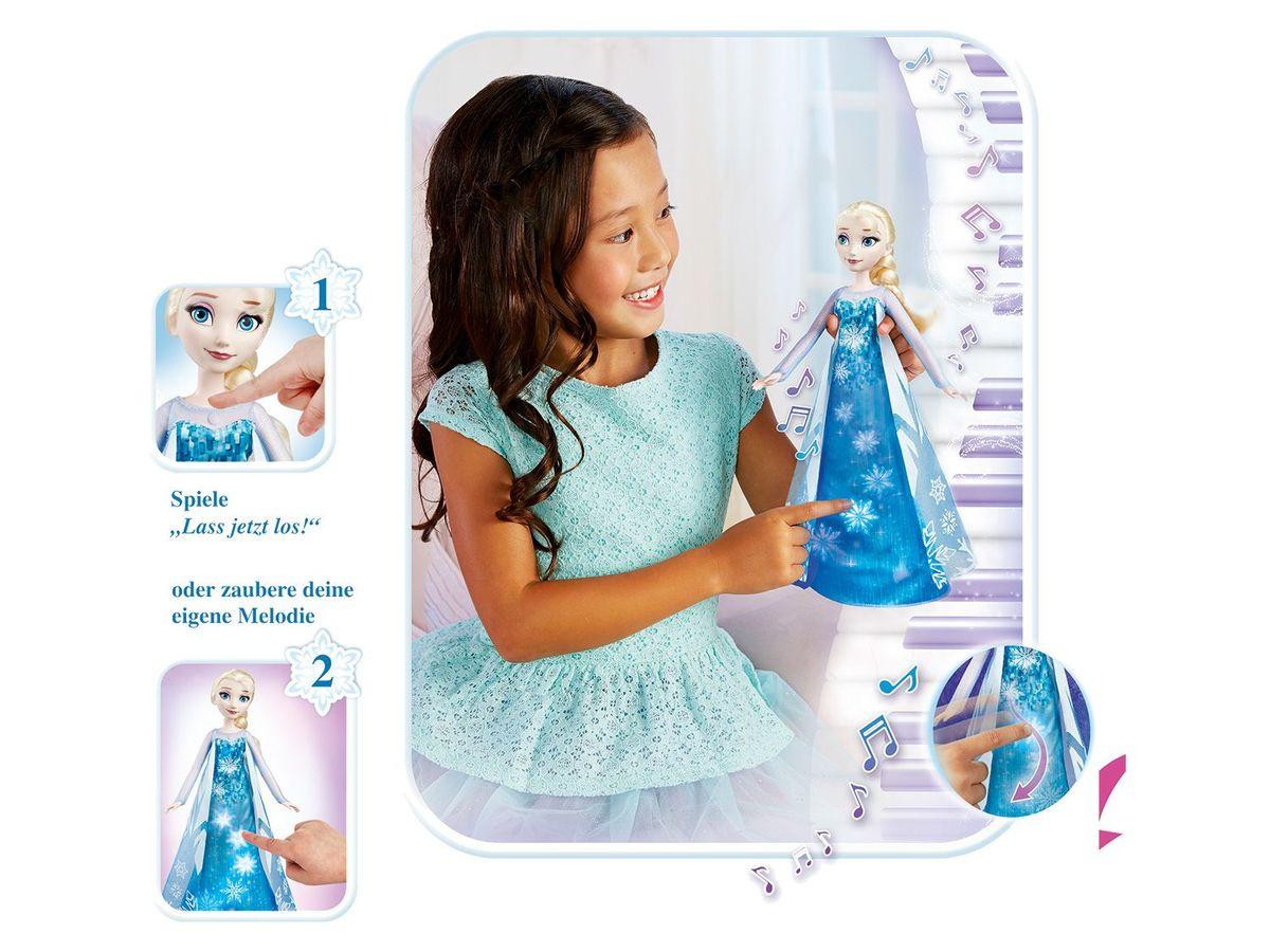 Bild 2 von Hasbro Disney Die Eiskönigin Zaubermelodie Elsa