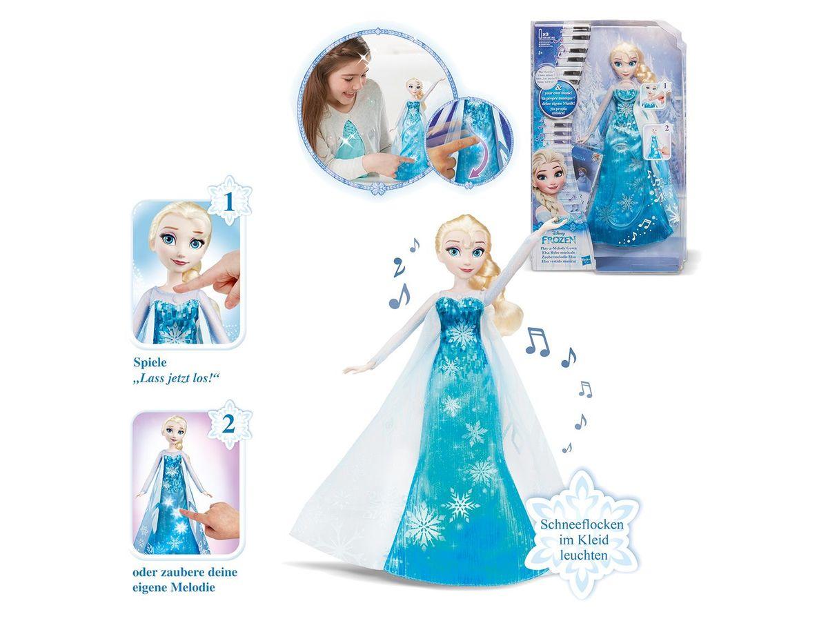 Bild 3 von Hasbro Disney Die Eiskönigin Zaubermelodie Elsa