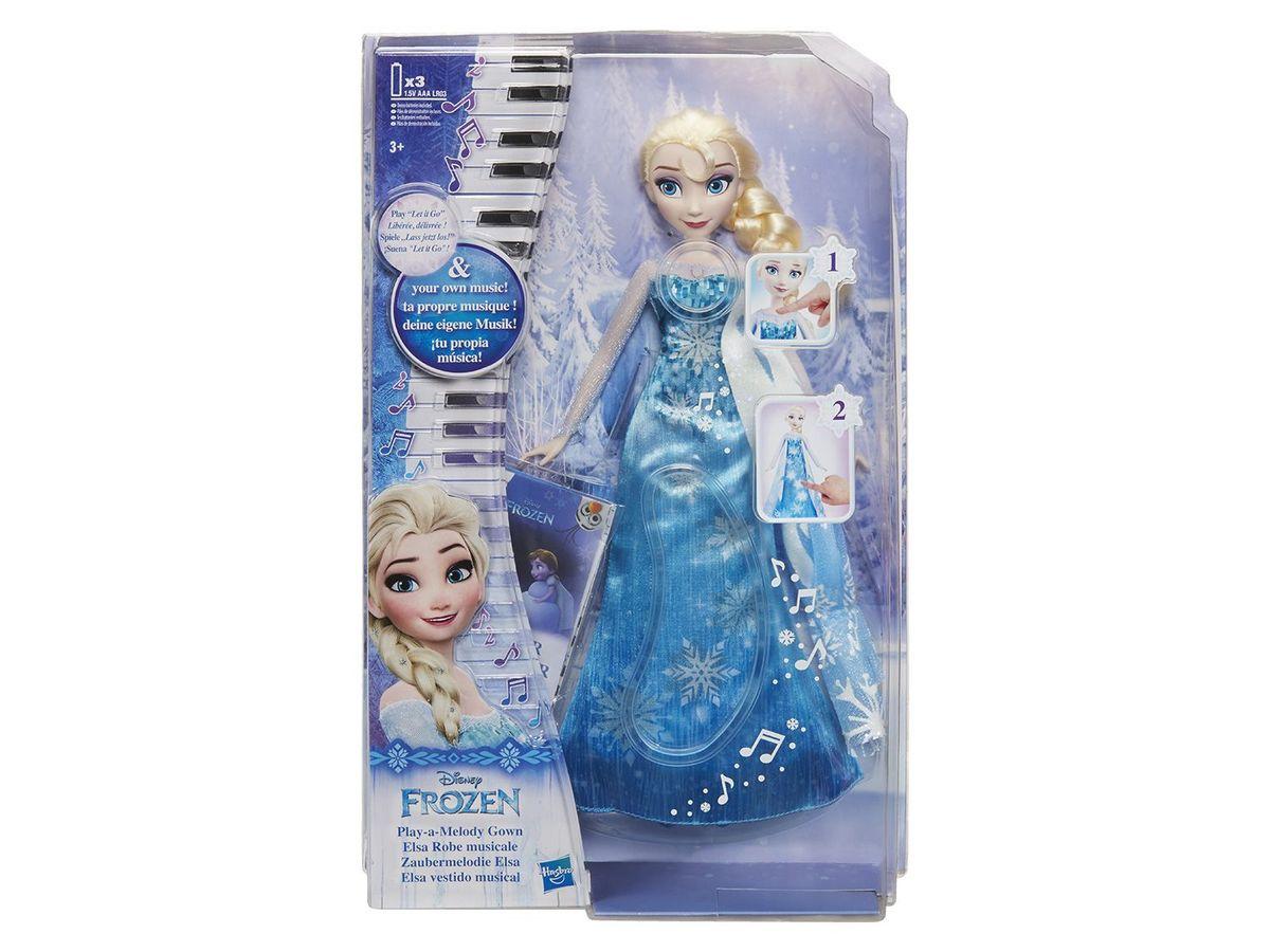 Bild 4 von Hasbro Disney Die Eiskönigin Zaubermelodie Elsa